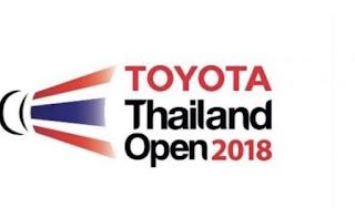 Toyota Thailand Open 2018