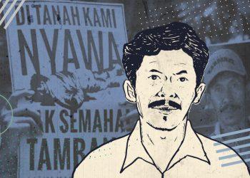 Mengenang Kembali Pak Salim Kancil