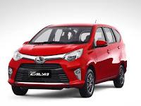 Harga dan Fisik : Radiator Toyota Calya 1.200 cc AT/MT