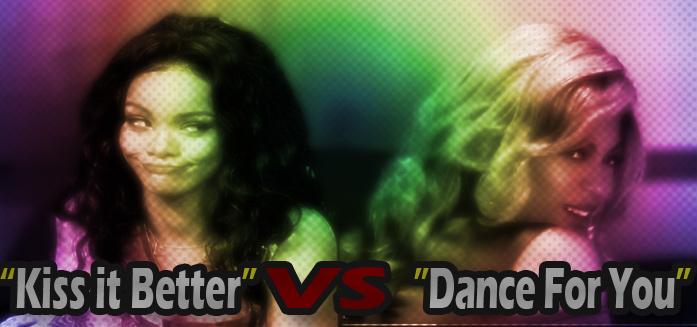 Beyonce vs Rihanna
