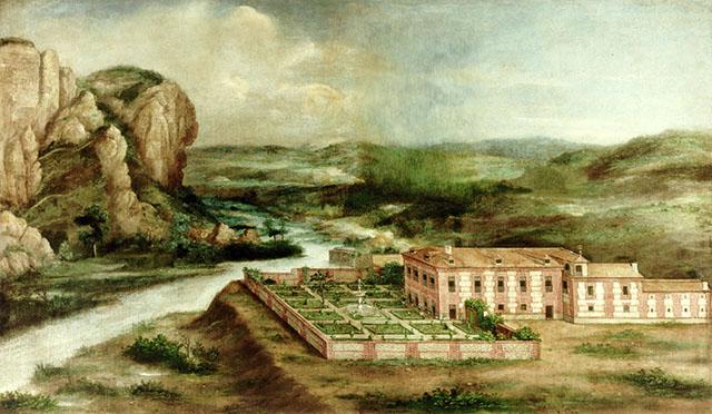 Casa de arriba o Real de Vaciamadrid