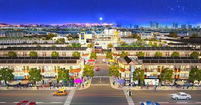 Bán đất nền Bình Dương Avenue City