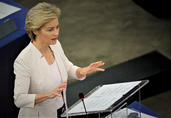 Ursula von der Leyen narrowly elected President of the European Commission - About News