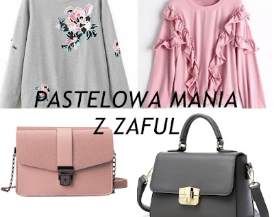 Pastel mania with ZAFUL | Pastelowa wishlista ZAFUL