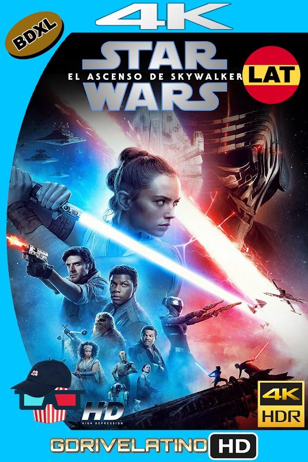 Star Wars : El Ascenso de Skywalker (2019) BDXL 4K UHD HDR Latino-Ingles ISO