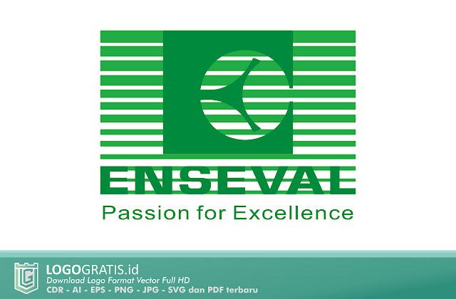 Download Logo Pedagang Besar Farmasi Enseval Farmasi Vektor PNG CorelDraw Ilustrator Transparent Terbaru