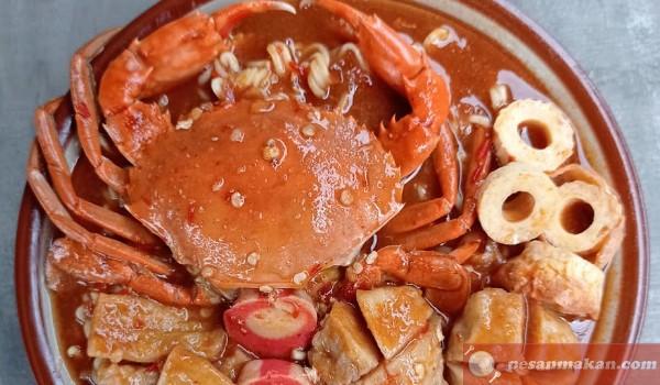 Review Kedai Ning Wur, Restoran Seafood di Jombang Paling Enak dan Murah!