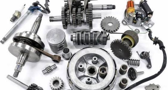 Beberapa Jenis Sparepart Motor Yang Pasti Digunakan - abangnji.com