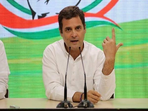 राहुल नहीं माने, नियुक्त हुआ कांग्रेस का अगला अध्यक्ष जाने नाम ।
