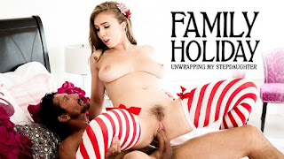 Unwrapping My Stepdaughter-Lena Paul