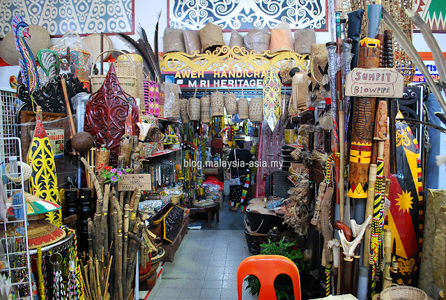 Handicraft in Miri