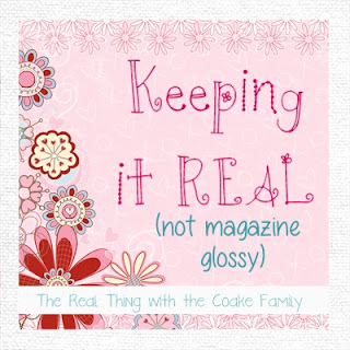 The Real Thing - Keeping it Real - March 2013