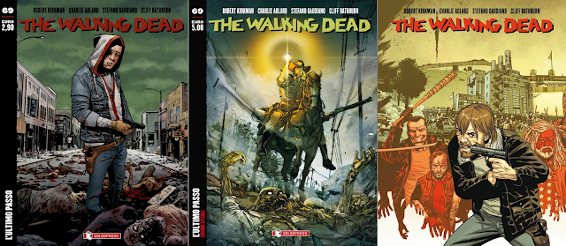 The Walking Dead #69: L'ultimo passo