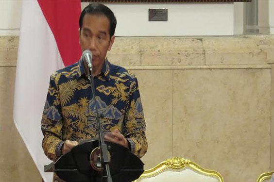 Jokowi Mengaskan Masih Banyak Masalah Yang membuat Para Investor Kecewa