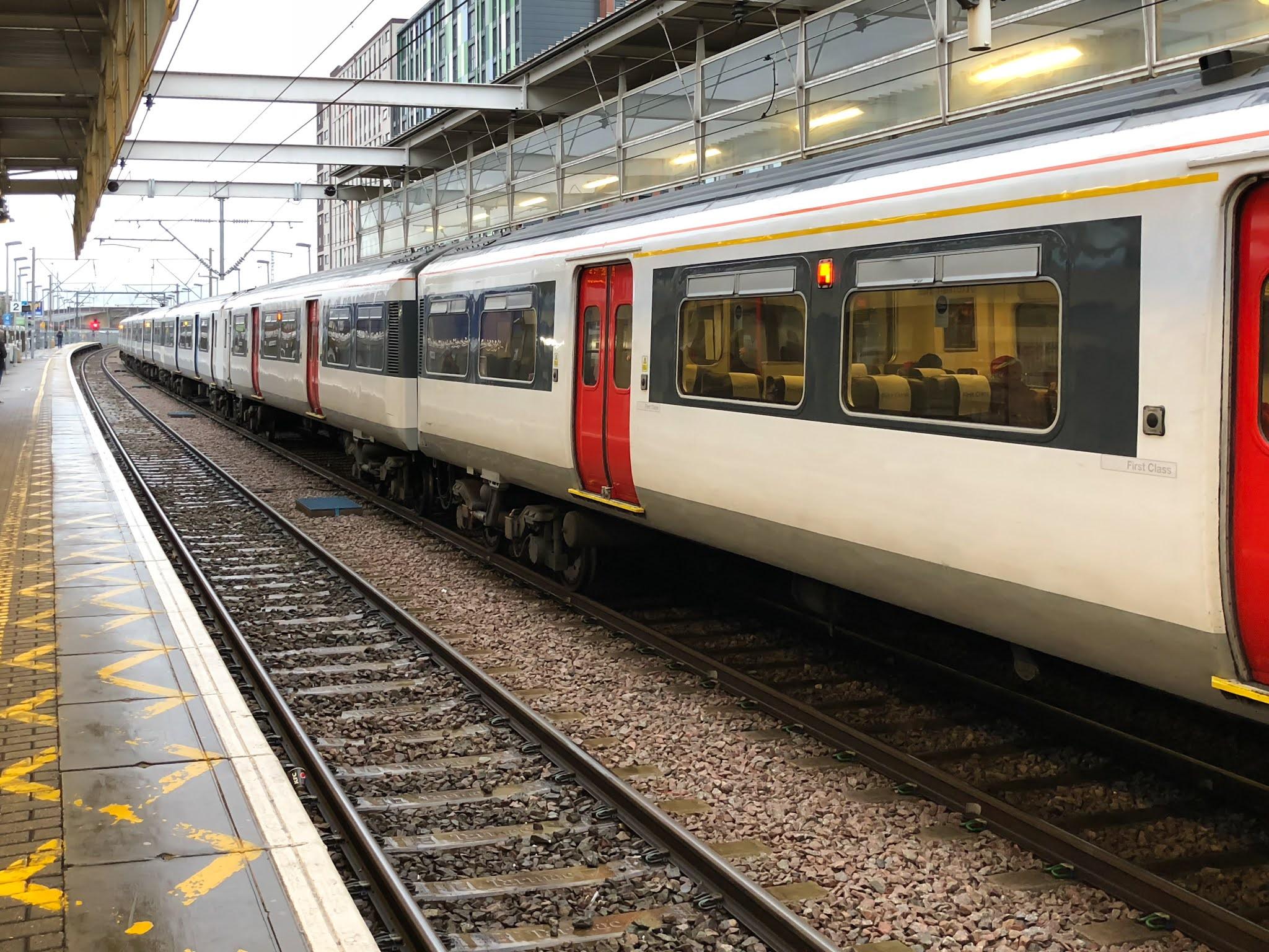 شركة الاتحاد للقطارات trains يعلن البدء بأعمال مد قضبان السكك الحديدية