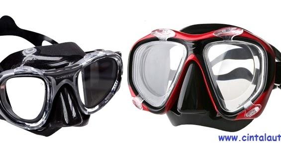 Ketahui Tentang Masker Kacamata Selam Sebelum Membeli ...