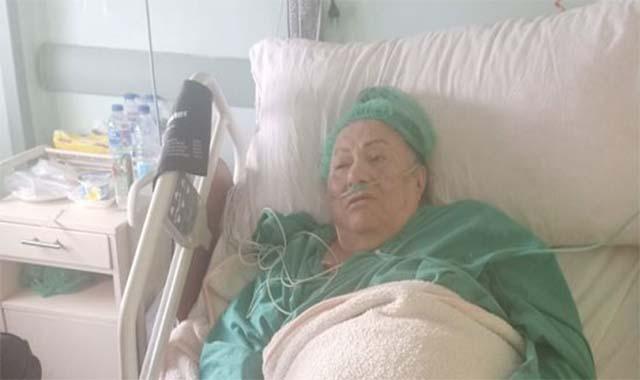 تدهور الجالة الصحية للفنانة إعتماد خورشيد ونقلها على أجهزة التنفس بعد فقدها النطق