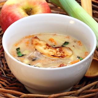 Pork Apple Soup