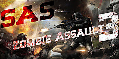 SAS: Zombie Assault 3 Apk + MOD, unlimited money for Android