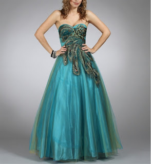 metallic peacock peacock quinceanera dresses for juniors