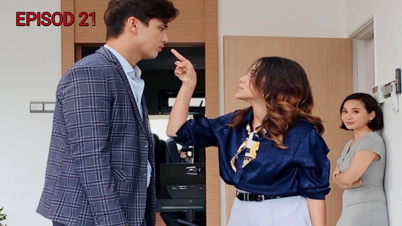 Tonton Drama Bidadari Salju Episod 21 (TV3)