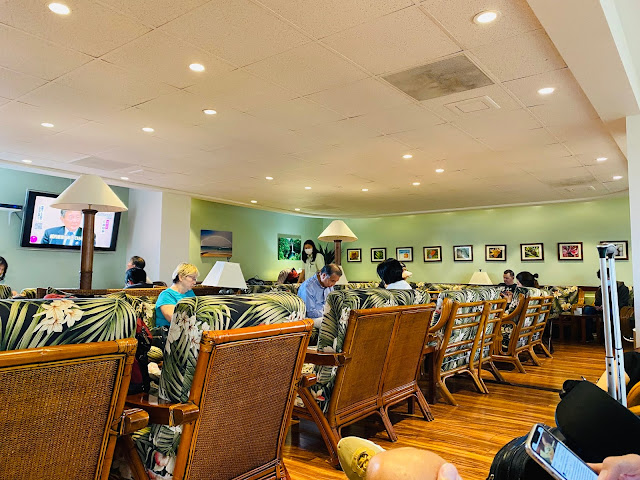 Review: IASS Hawaii Lounge at Honolulu International Airport (HNL) For Priority Pass Members
