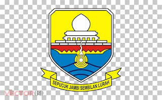 Logo Provinsi Jambi - Download Vector File PNG (Portable Network Graphics)