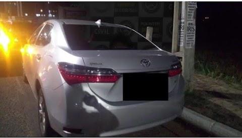 Polícia de Pedreiras ajuda a desarticular quadrilha de roubo de veículos que atuava em Teresina