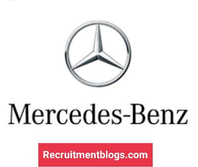 IT Operations Intern (Paid graduate internship) At Mercedes-Benz Egypt