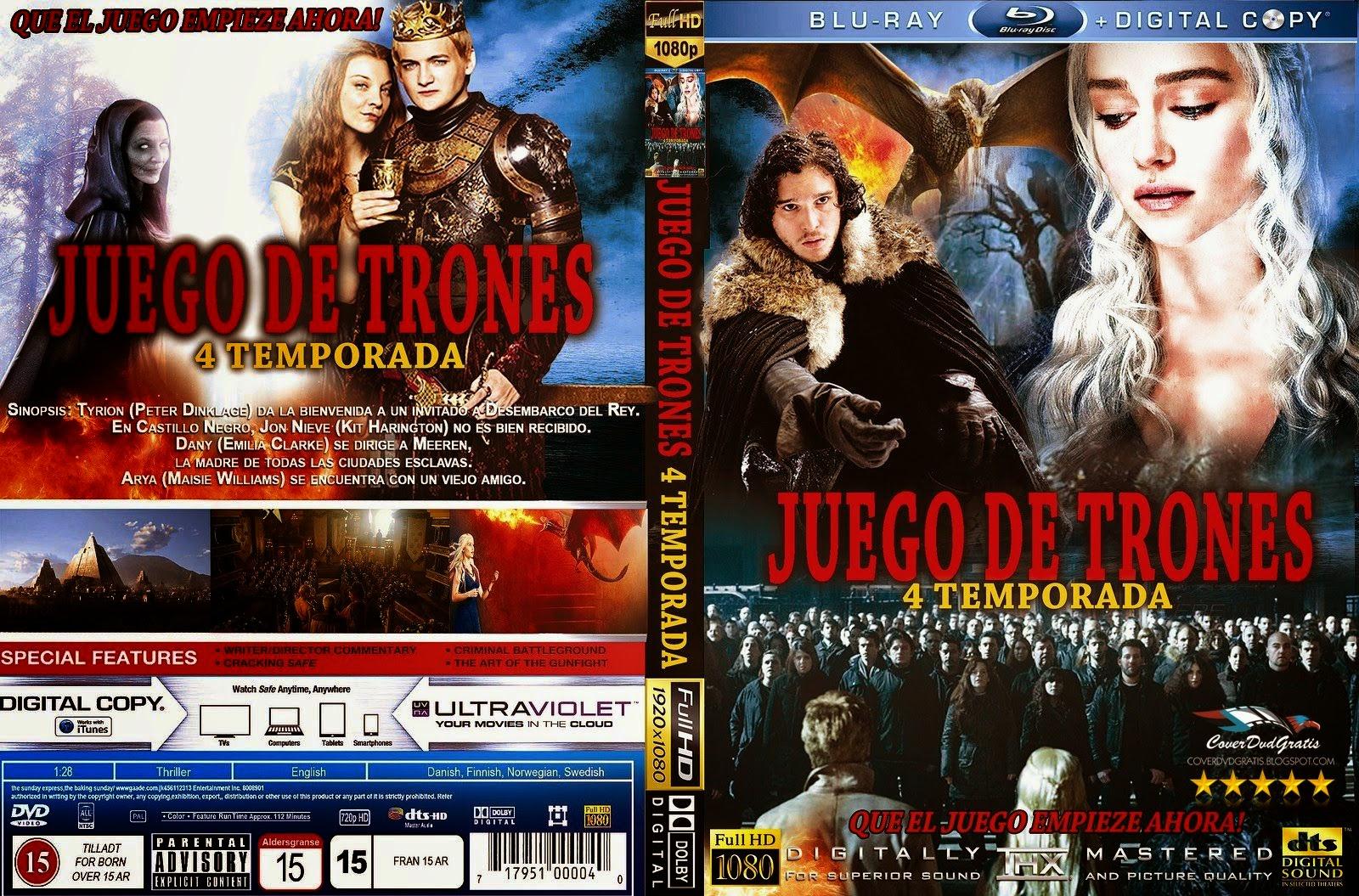 Awesome Juego De Tronos Cuarta Temporada Descargar Contemporary ...