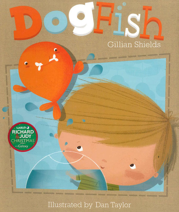 Dogfish by Gillian Shields A book review by Grade ONEderful