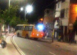 Ataque a ônibus