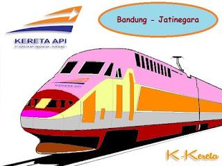 jadwal dan harga tiket kereta api bandung jatinegara jakarta rh k kereta blogspot com