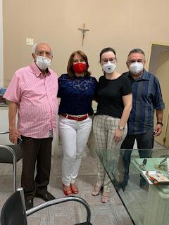Flavio Pinto News: Médica Andrea Landim da Rede Sustentabilidade pode  compor chapa com Ana Paula Cruz (PSB)