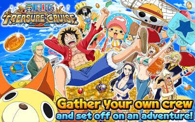 تحميل لعبة المغامرات الرائعة One Piece Treasure Cruise النسخة المعدلة للاجهزة الاندرويد