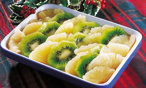 Receita de Enformado de pão com abacaxi