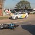 Un motociclista falleció este viernes por la mañana en Rambla portuaria esquina Perciballe