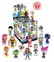 Mystery Mini Teen Titans Go! Walmart