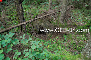 Wojciechowo (Novospask). Eighth found German bunker from the First World War