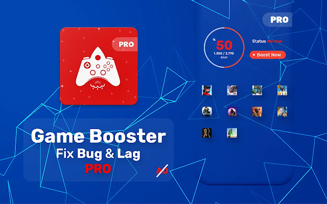 Game Booster | Bug Fix & Lag Fix
