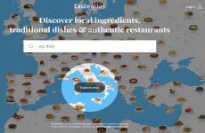 Taste Atlas:  mapa online interactivo que muestra las comidas favoritas y platos regionales de cada lugar del mundo