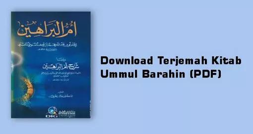 Download Terjemah Kitab Ummul Barahin (Tauhid Sanusiyah)