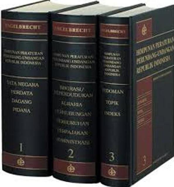 Sejarah Ilmu Perundang Undangan