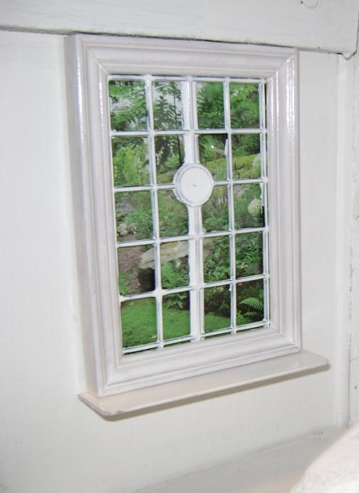 Dollhouse Escapes Window