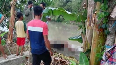 Kakek Tenggelam di Sungai Walanae Ditemukan Tewas-dulmyid