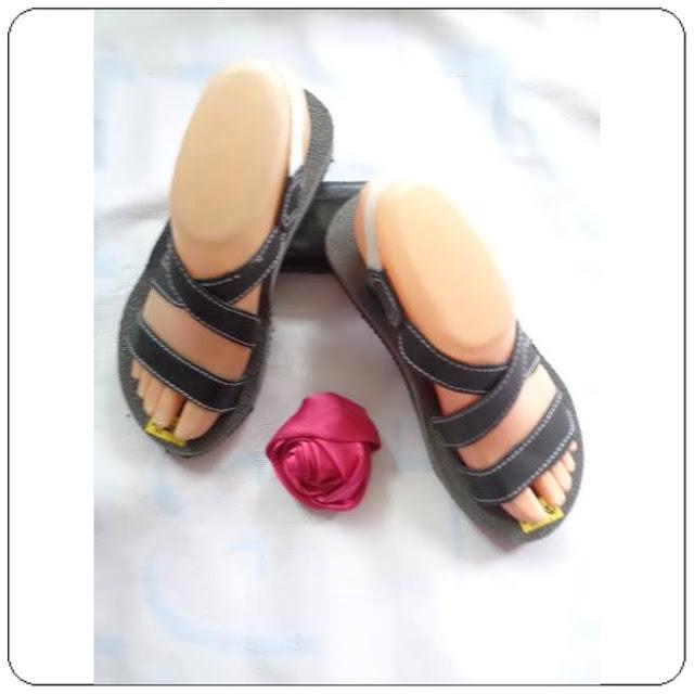 grosirsandalmurah.org - sandal wanita - Talincang kulit wanita WHY