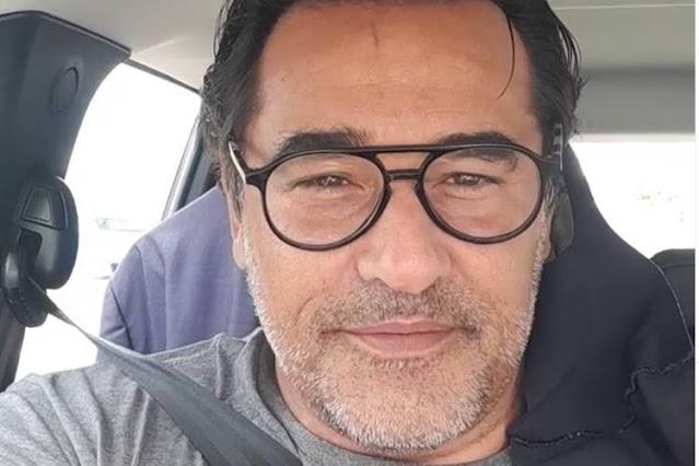 Luciano Szafir é intubado e submetido a transfusão de sangue