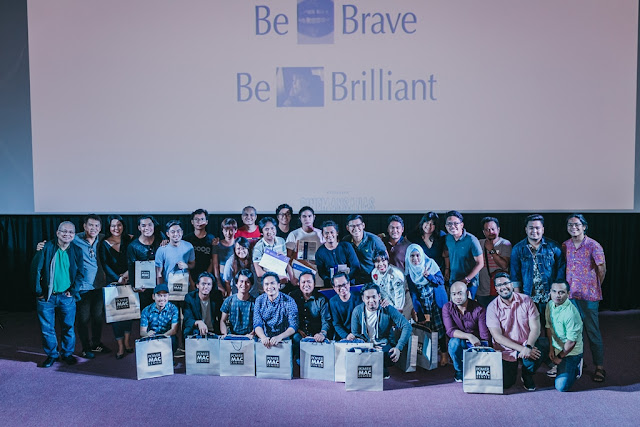 Power Mac Center 'Cinemansanas' 2017 Awardees