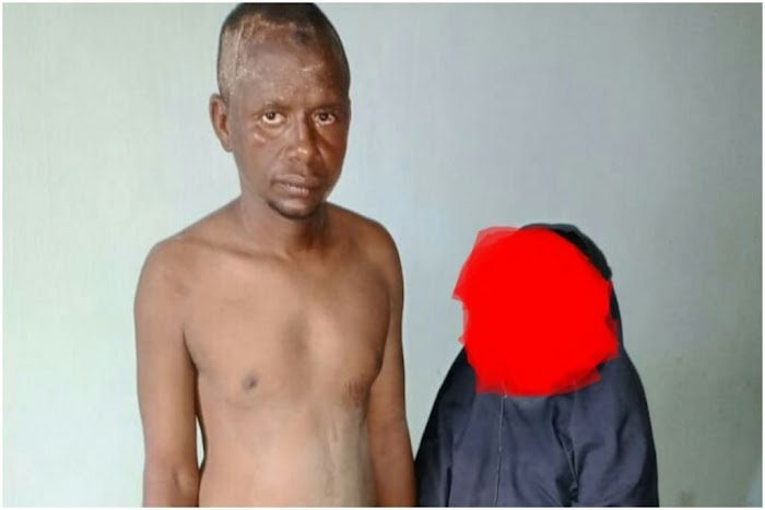 (GIST ) YOBE: MAN 40 IN POLICE NET ALLEGEDLY RAPING 10 YEAR OLD GIRL