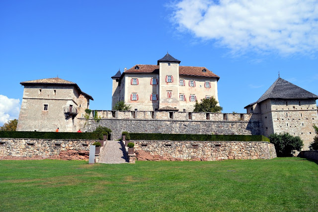 castelli in trentino